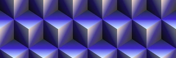 Cubes Banner