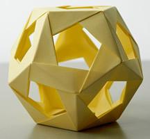 skeletal dodecahedron